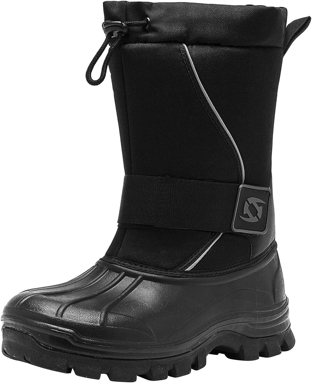Leisfit Mens Outdoor Winter Waterproof