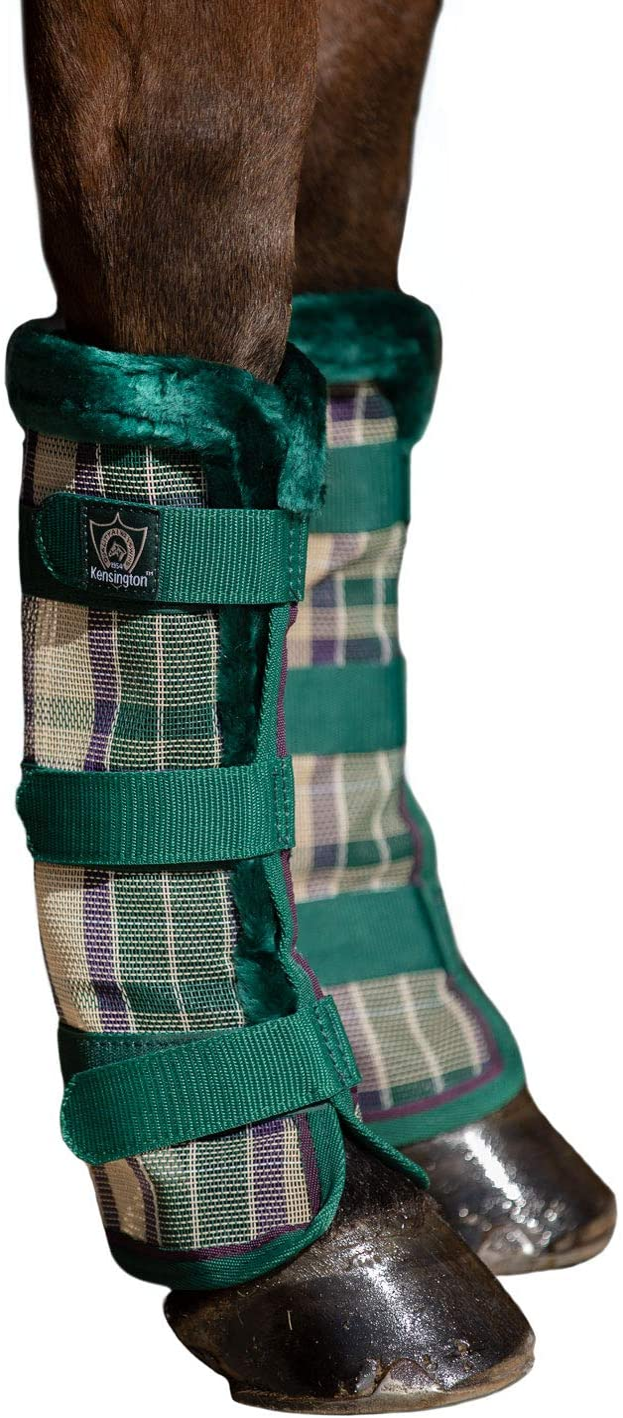 Kensington Fleece Trimmed Fly Boots