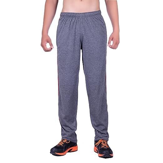 DFH Men's Cotton Track Pant Men's Track Pants at amazon