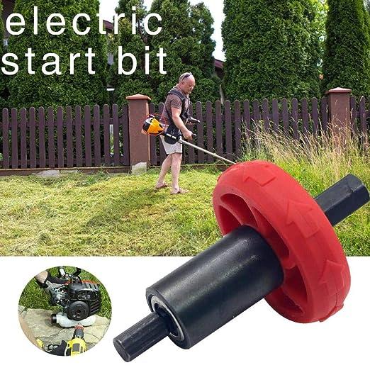 Zay - Adaptador de arranque de motor eléctrico para cortacésped ...