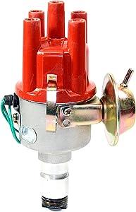 Kuhltek Motorwerks 0231170034 Vacuum Advance Distributor for VW Beetle