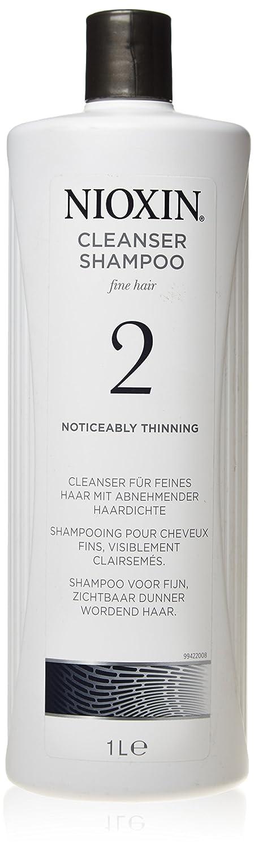 Nioxin, System 2, Shampoo per capelli fini, 1 L Procter & Gamble IT 7315