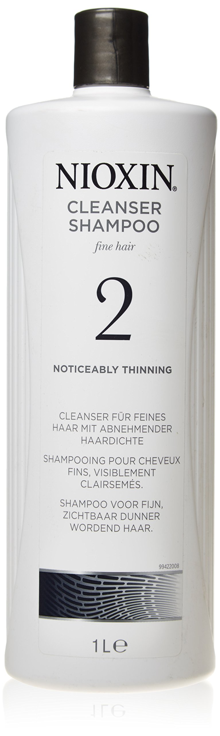 Nioxin System 2 Cleanser Champú - 1000 ml product image