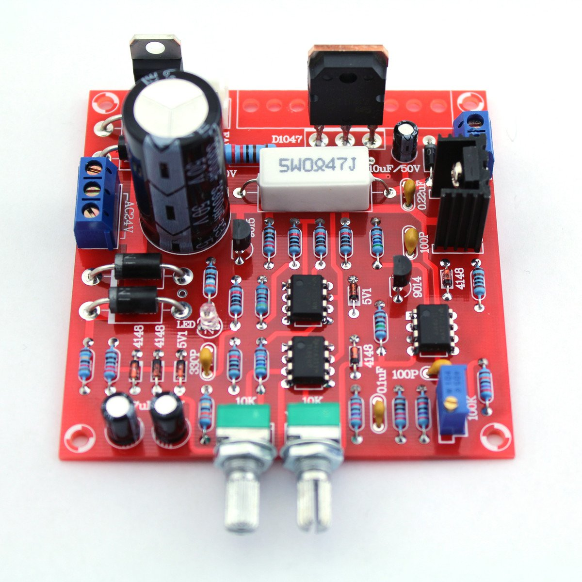 0 30v 2ma 3a Adjustable Dc Regulated Power Supply Diy How To Build 5v Circuit Diagram Kit Short Current Limiting Protection Electronics