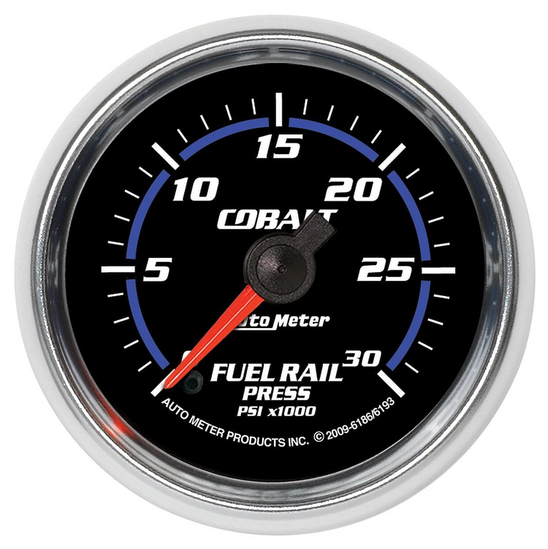 Auto Meter 6186 Fuel Pressure Gauge