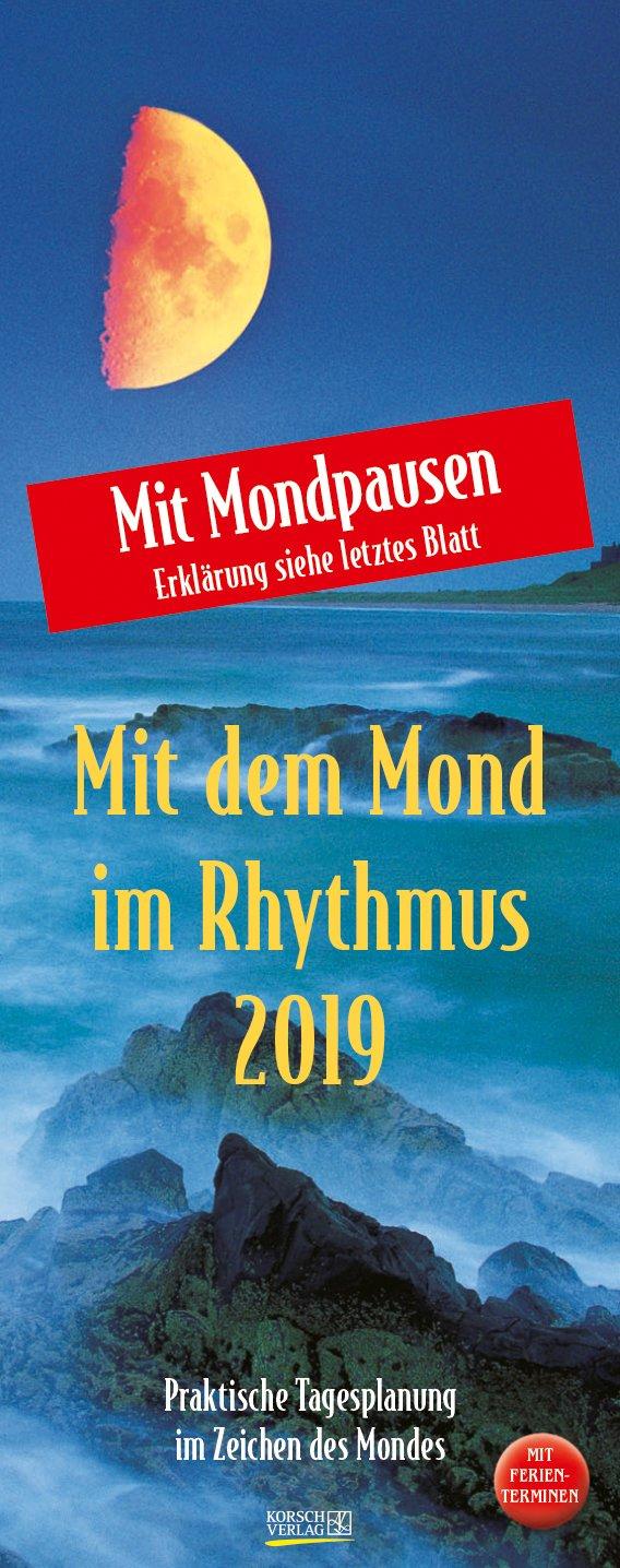 Mond-Planer 2019: 9783731831686: Amazon.com: Books