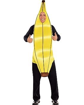 Amscan International - Disfraz de plátano para Adultos