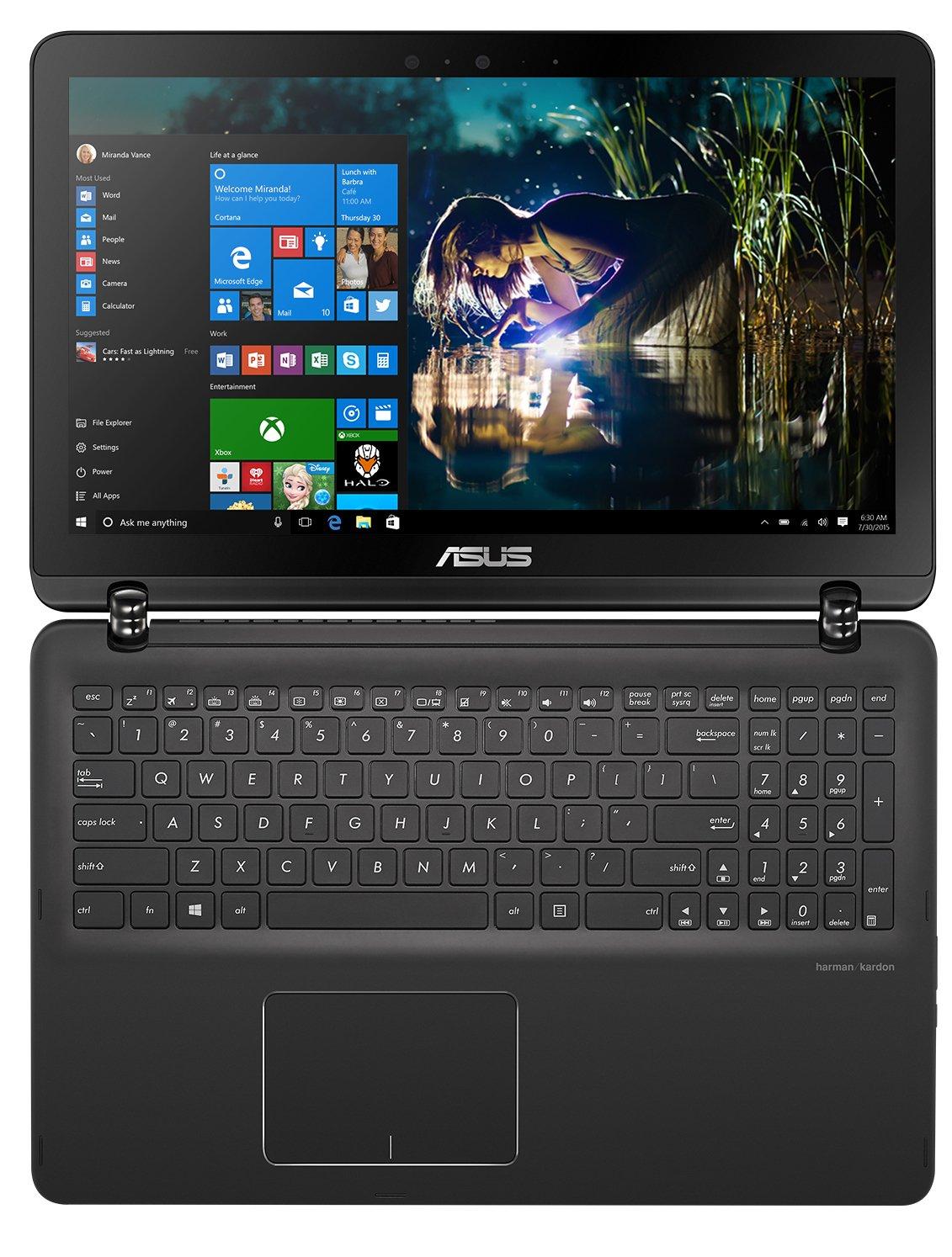 Amazon.com: ASUS Q524U 2-in-1 Notebook PC (Q524UQ-BI7T20) Intel i7-7500U, 12GB RAM, 2TB HDD, 15.6-in FHD LED, Win10: Computers & Accessories