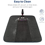WePet Cat Litter Mat, Kitty Litter Trapping Mat