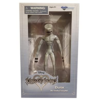 Kingdom Hearts Diamond Select Dusk Action Figure: Toys & Games