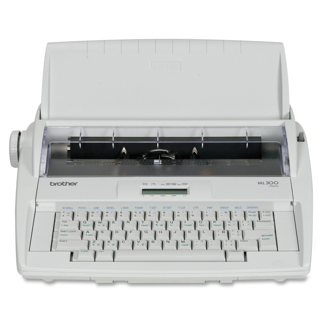 Brother ML-300 Electronic Display Typewriter - Retail Packaging (Renewed) by Brother