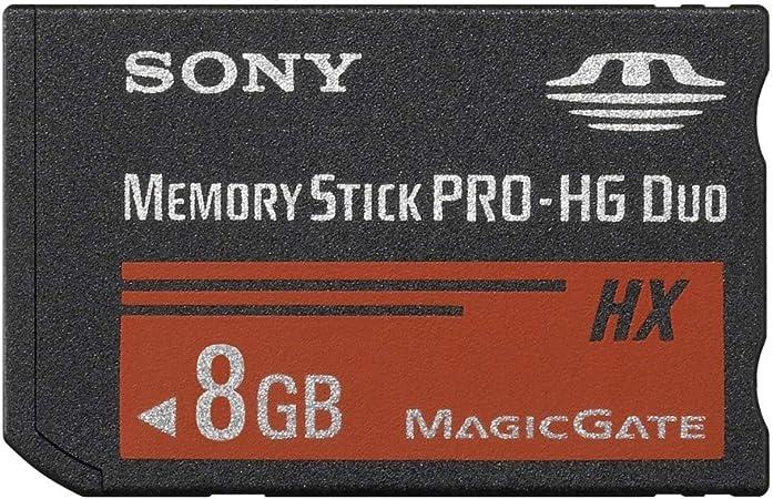 Sony 8gb High Speed 50mb S Black 8 Gb Computers Accessories