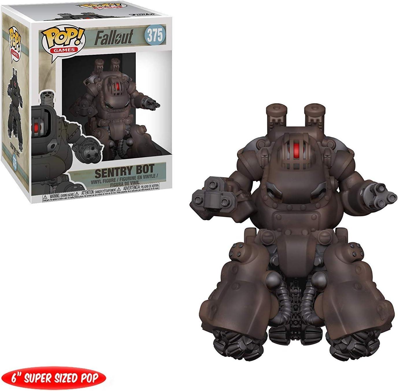 Amazon.com: Games: Fallout - Sentry Bot 6