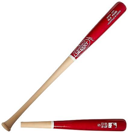 Louisville Slugger WBVB271-WN MLB Prime Birch C271 Wine High Gloss/Natural  Baseball Bat