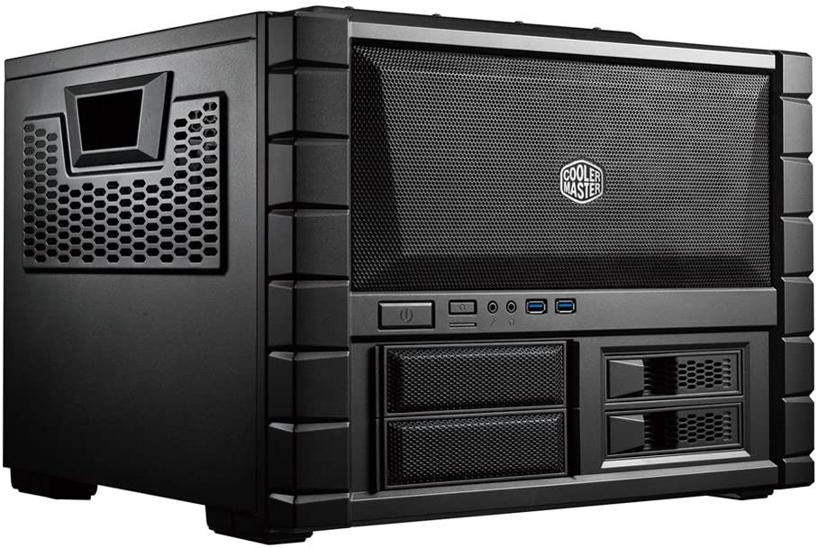 Cooler Master High Air Flow ATX Case (HAF XB EVO)