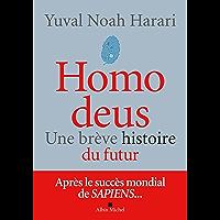 Homo deus : Une brève histoire du futur (A.M. HORS COLL)