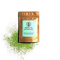 Matcha Groene Thee Poeder 50g   Premium Kwaliteit Uit Japan   Versterkt het Immuunsysteem   Eerlijk en Duurzaam   Detox…