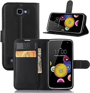 Funda para LG K4-Carcasa para LG K4 Cover, Vikoo de piel y de ...