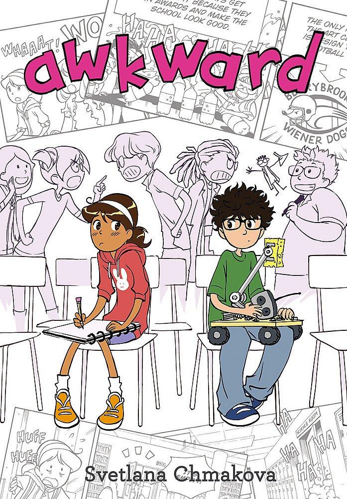 Awkward (Berrybrook Middle School, 1): Chmakova, Svetlana: 9780316381307:  Amazon.com: Books