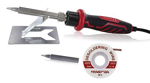 *NEW*60 Watt Pencil Tip Soldering Iron 110v//120v Lightweight Soldering Gun.