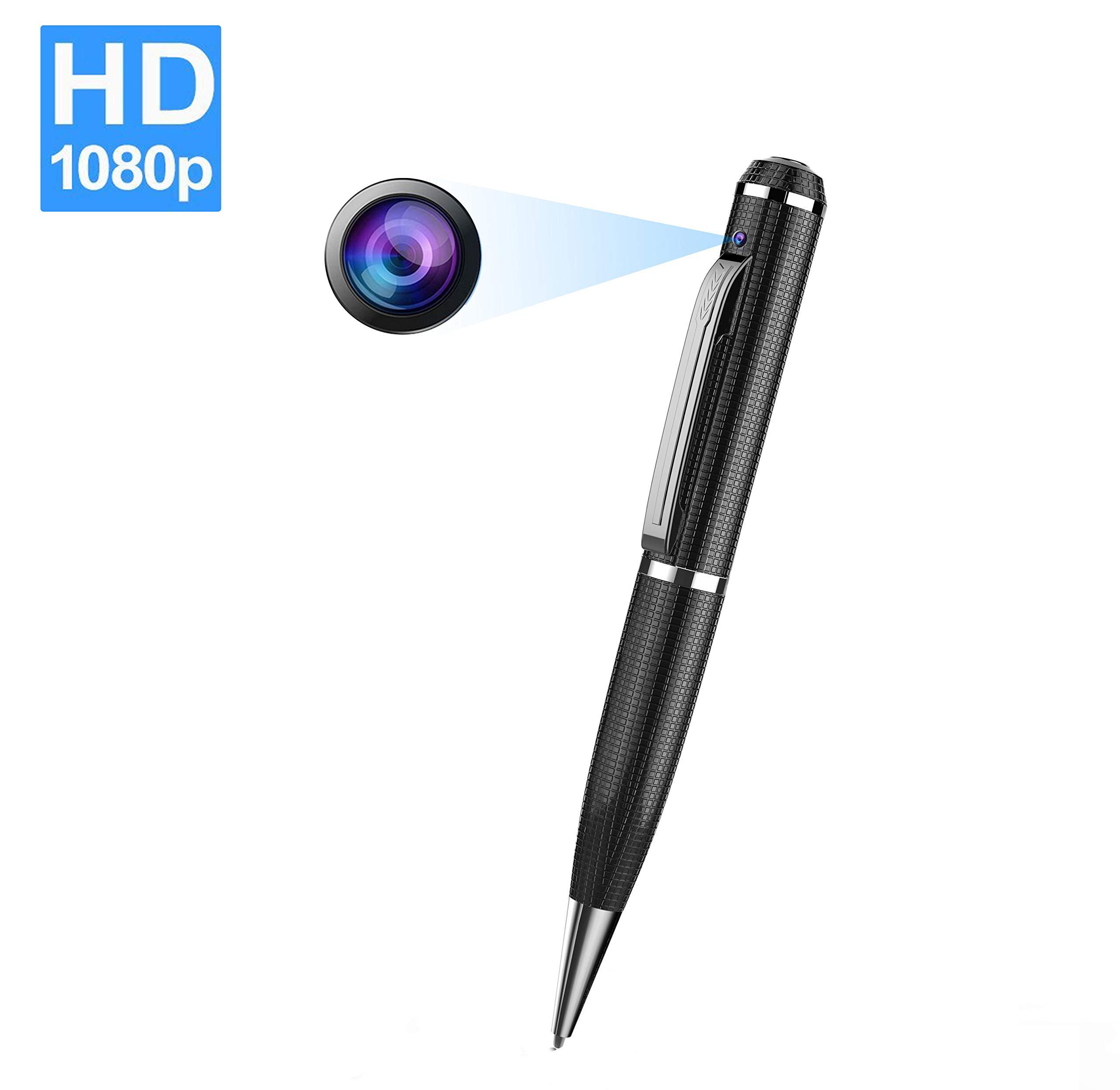 CHUHE FHD 1080P Hidden Pen Camera Mini Protable Pocket Video Recording Suport Max 32G SD Card