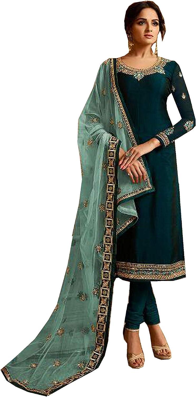 Amazon Com Delisa Indian Pakistani Fashion Dresses For Women P0 Clothing