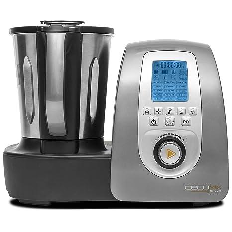 Cecotec Robot da cucina multifunzione che cucina Cecomix Plus 3,3 l ...