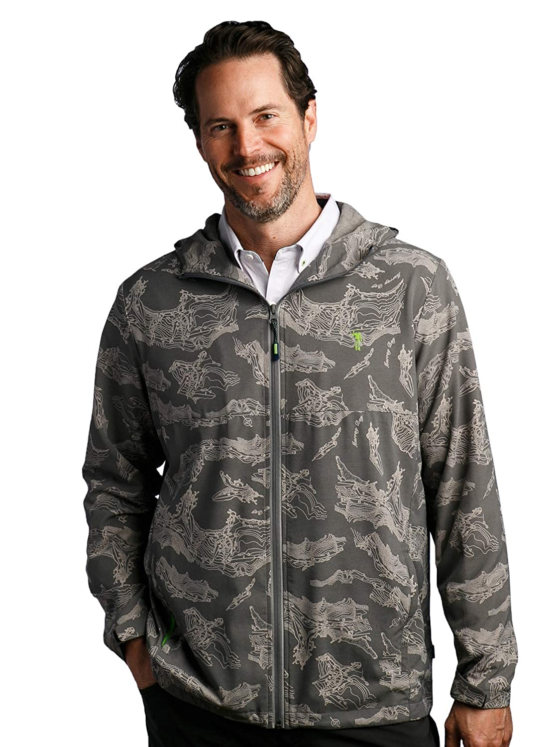 Murray Bay Downpour Jacket