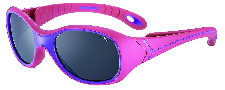 Cébé Kinder S'Kimo Sonnenbrille, Matt Pink Lavender, 1-3 anni