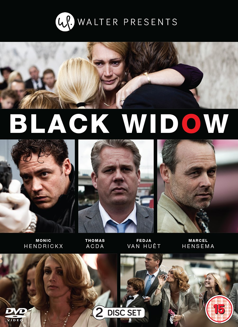 Black Widow: Series 1