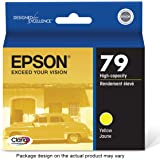 Epson Claria Hi-Definition 79 High-capacity Inkjet Cartridge Yellow T079420