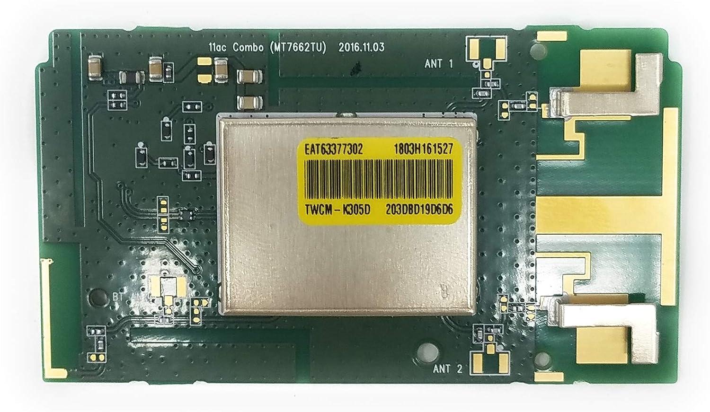 Módulo WiFi LGSBWAC72 para modelo TV LG 55UK7700PUD