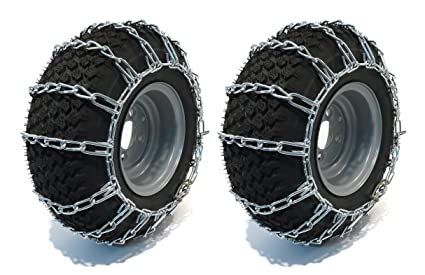 Tire Chains for 20 x 10 00 x 8