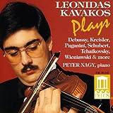 Music : Leonidas Kavakos Plays Debussy; Kreisler; Paganini...