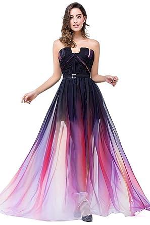 Damen kleid lang schwarz