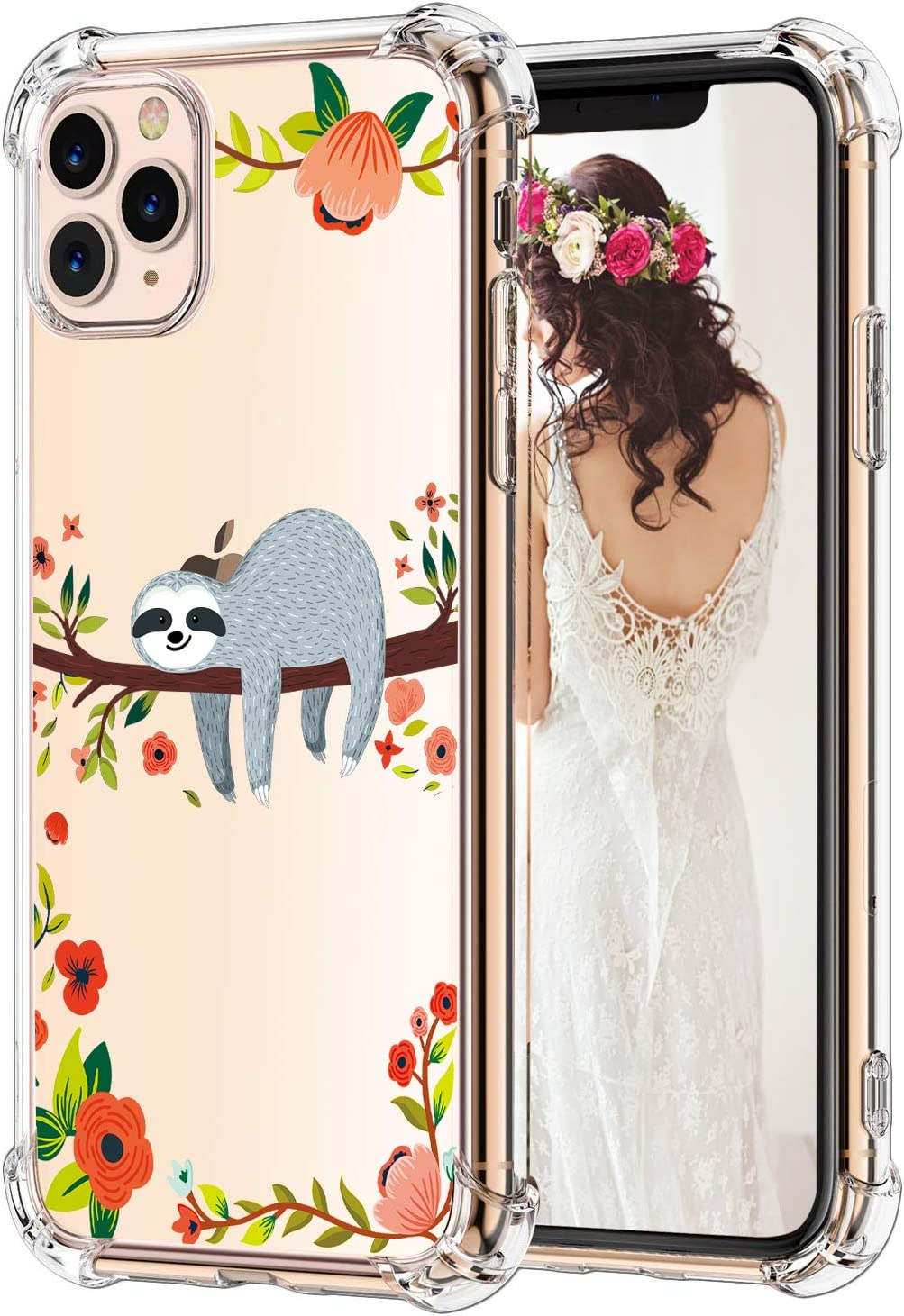 Free Amazon Promo Code 2020 for Clear iPhone 11 Pro Max Sloth Case