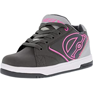 97ca569a66 Amazon.com | Heelys Propel 2.0 Skate Shoe (Little Kid/Big Kid), Size ...