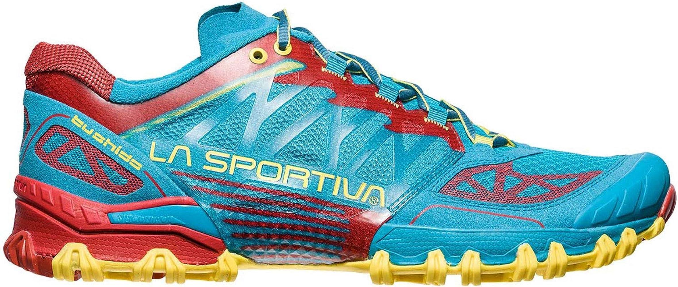 La Sportiva Bushido, Zapatillas de Trail Running para Hombre ...
