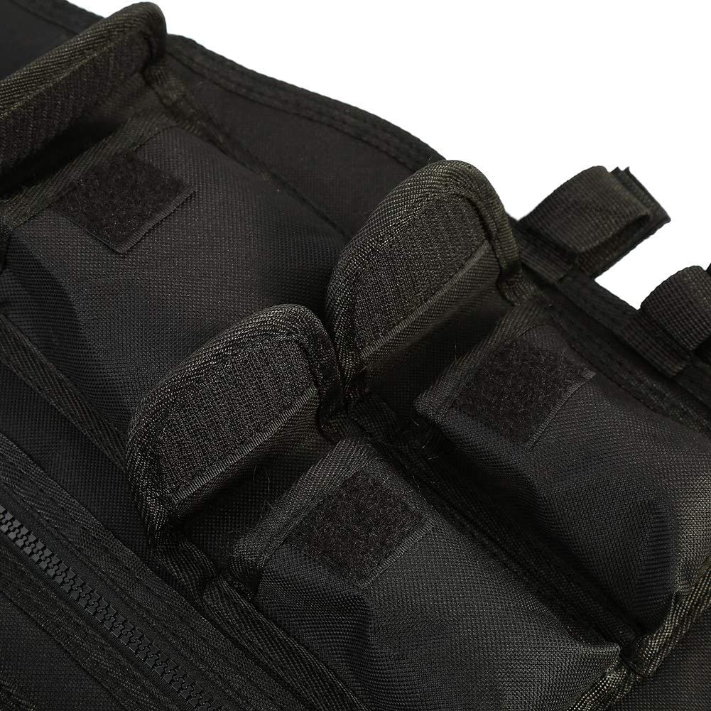 Veste Tactique pour Enfants Chasse au tir en Nylon Molle v/êtement CS Game Field Formation Gilet de Protection