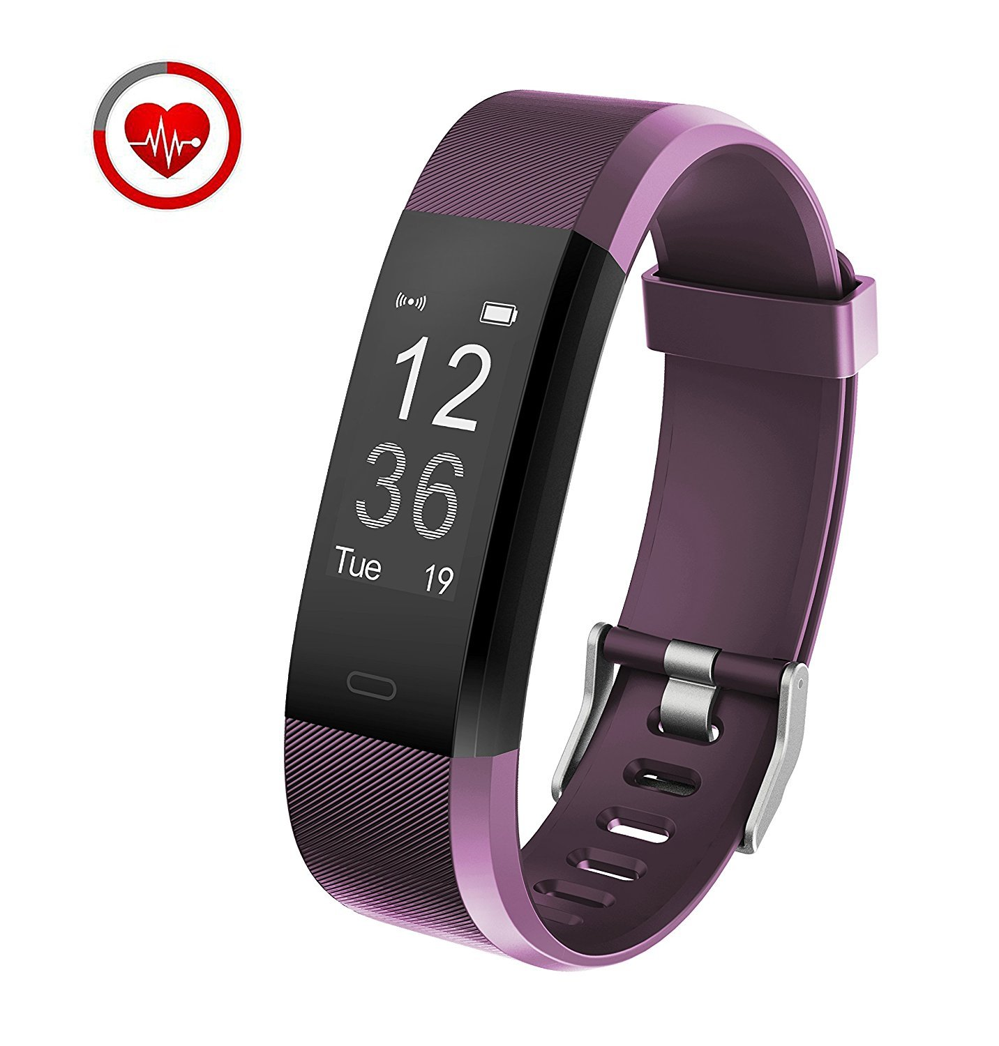 Muzili Fitness Tracker YG3 Plus