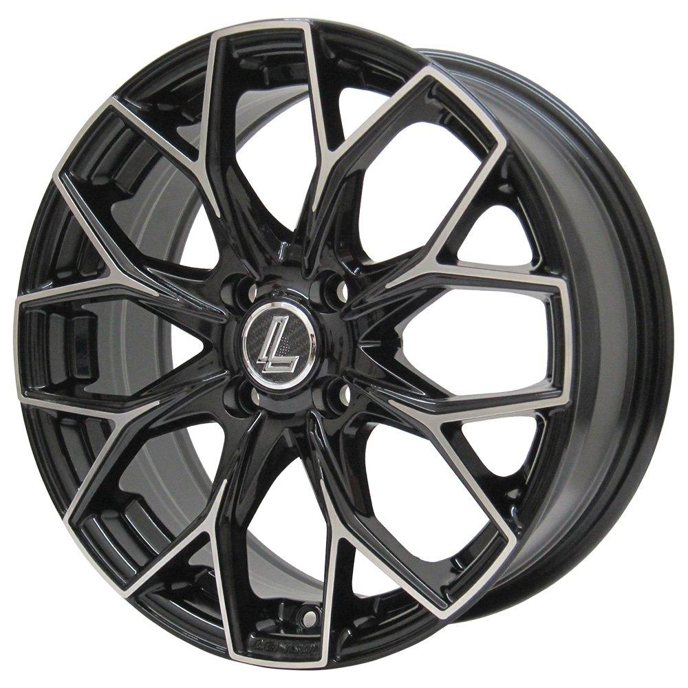 ZEETEX(ジーテックス) サマータイヤ&ホイール ZT1000 195/65R15 LENSO(レンソ) 15インチ 4本セット B01N1UJO19
