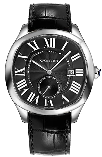 Cartier Disco de Cartier - Reloj automático de Hombre wsnm0009: Amazon.es: Relojes