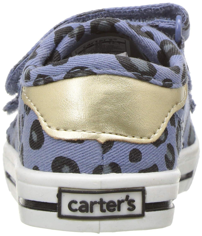 Carters Kids Girls Nikki3 Indigo Casual Sneaker Carter/'s CF180173