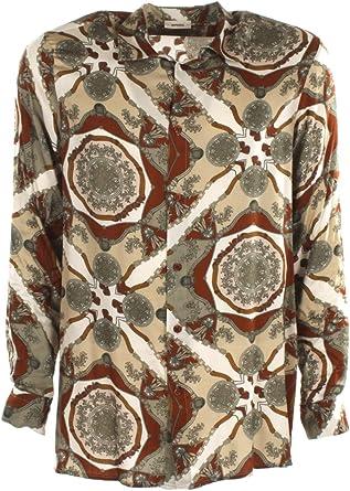 Imperial - Camisa de hombre de viscosa CYL3ZFL: Amazon.es: Ropa y accesorios