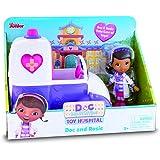 Doctora Juguetes - Toy Hospital, muñeca con coche (Giochi Preziosi DMH12100)
