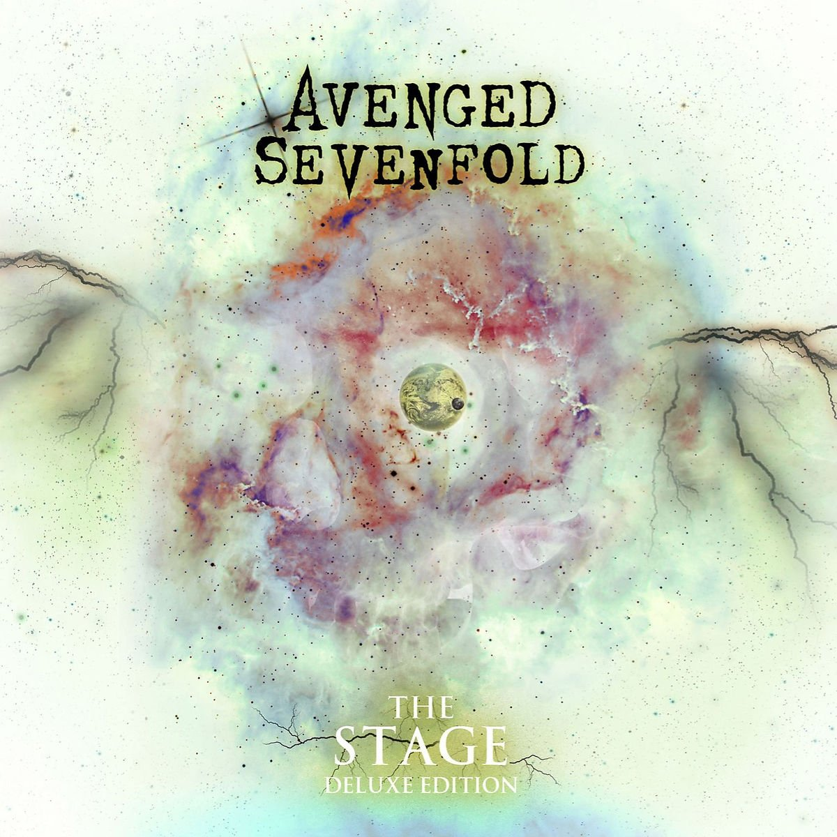 Avenged Sevenfold The Stage 2 Cd Deluxe Edition Amazon Com
