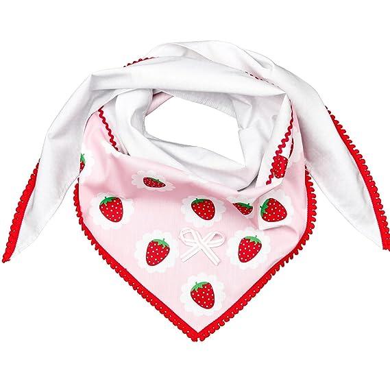 vente à bas prix incroyable sélection variété de dessins et de couleurs Anton & Sophie - Foulards - Fille rosa rot hellgrau Taille ...