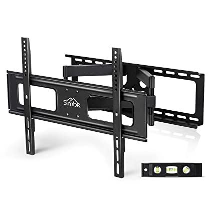 Amazoncom Simbr Tv Wall Mount Bracket With Full Motion Double
