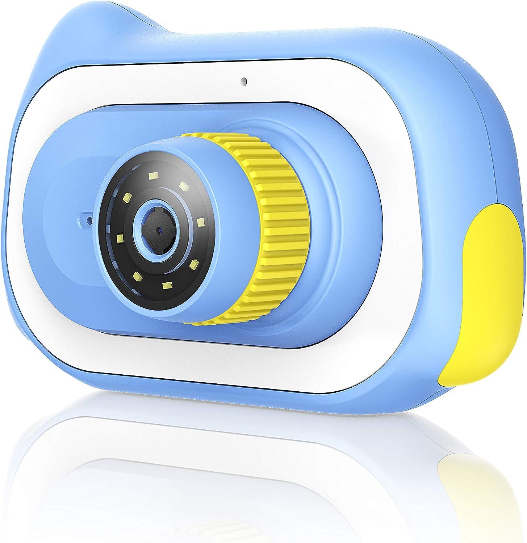 Pancellent Regalos De Cámara Digital para Niños para Niñas De 3-12 Años, Microscopio De 15.0M 0~200X Juguetes De Aumento Biológico Educativo Temprano ...