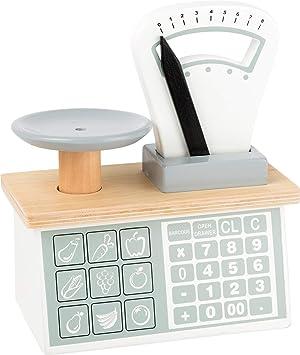 Theo Klein 9311 Waage mit elektronischer Displayanzeige Kleinkindspielzeug Spiel